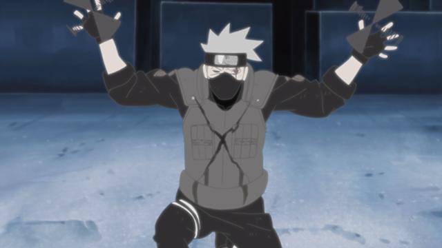Kakashi, Naruto Shippuden