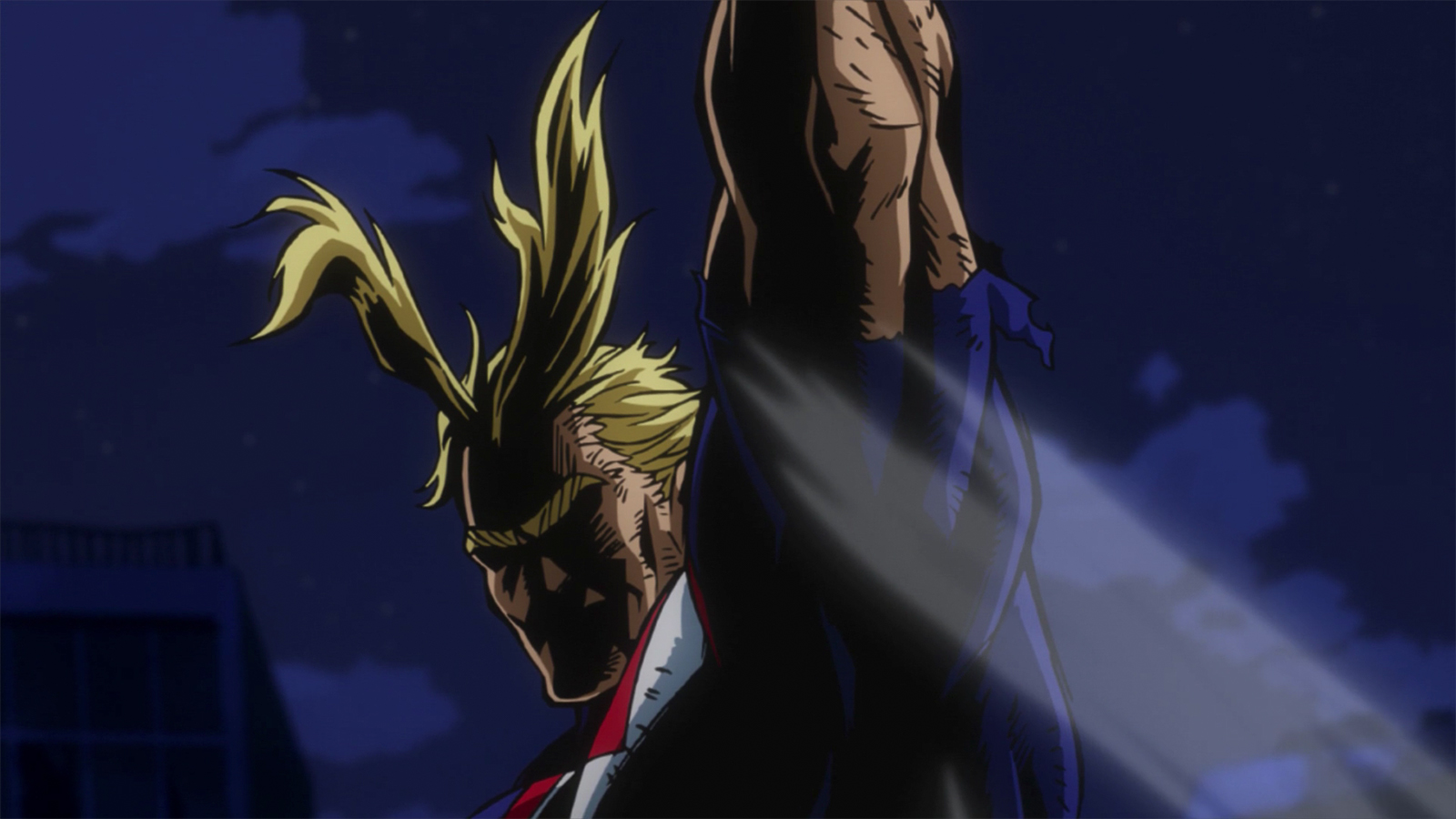 My Hero Academia Final Stand All Might