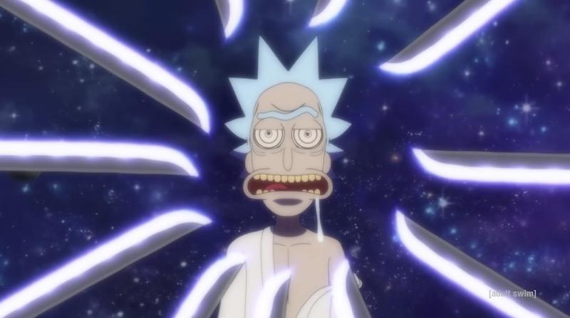 Anime de Rick y Morty