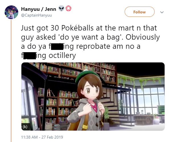 Crunchyroll British Twitter Shows How A Uk Pokemon Adventure Would