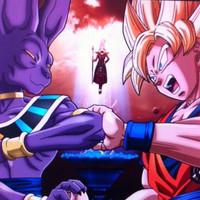 VIDEO First Dragon Ball Z Battle Of Gods Anime Movie Fight Scene