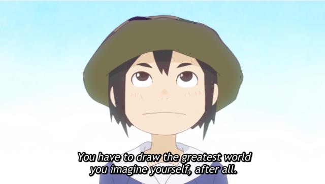 Asakusa's realization