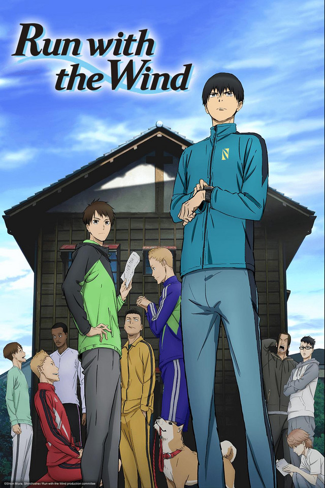 Image result for run with the wind anime