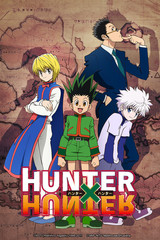 Hunter x Hunter - Watch on Crunchyroll