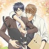 Boy and boy love anime