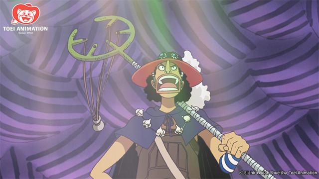 Usopp, One Piece