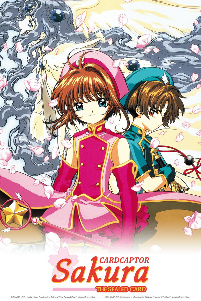 Cardcaptor Sakura the Movie 2: The Sealed Card - Watch on Crunchyroll