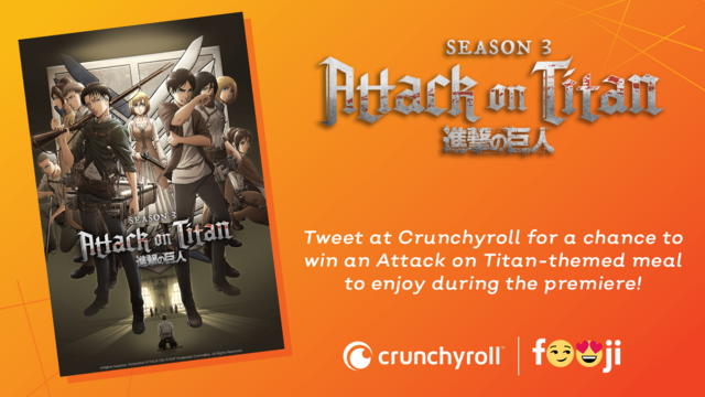 A Snack on Titan Promo - Attack on Titan - Shingeki no Kyojin