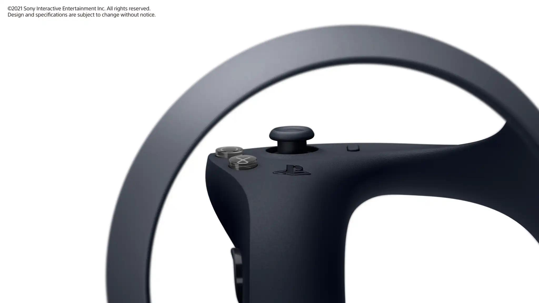 Controladores de PlayStation 5 VR