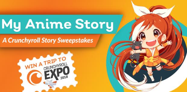 "Crunchyroll - Forum - ""My Anime Story"" ~ A Crunchyroll Story Contest!"