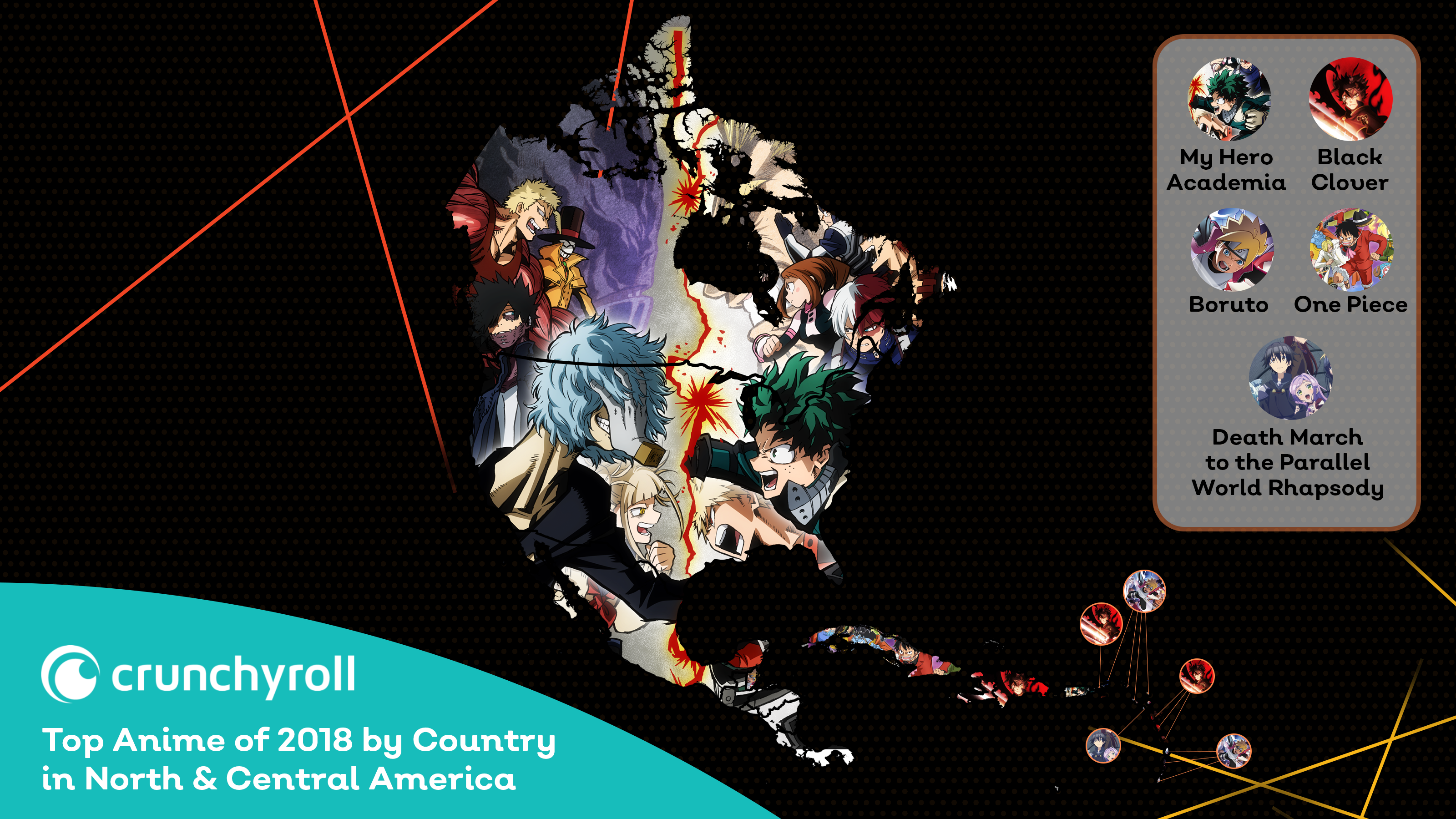 Crunchyroll top 2018 anime north central america america click to enlarge
