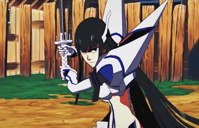 Trigger And Arc System Works Teamed Up To Announce Kill La The Game IF Now We Have More Details Some Footage Out Of Anime Expo 2018