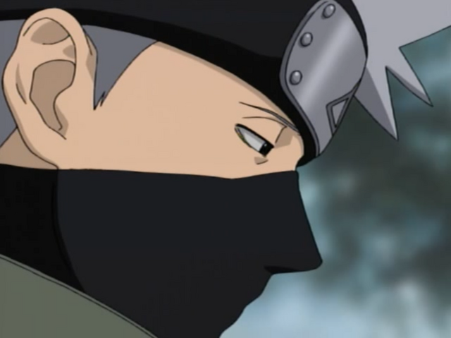 Kakashi advises Sasuke to abandon his quest for revenge.