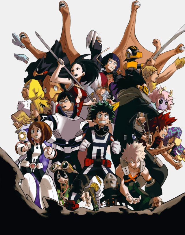 Crunchyroll Forum My Hero Academia