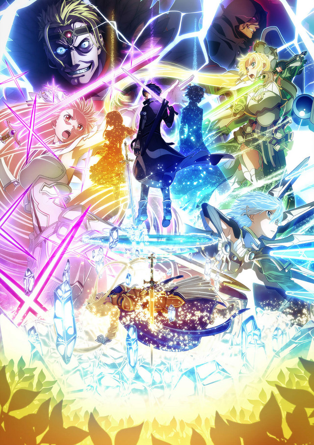Sword Art Online Alicization War of the Underworld