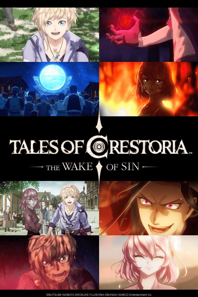 TALES OF CRESTORIA -THE WAKE OF SIN-