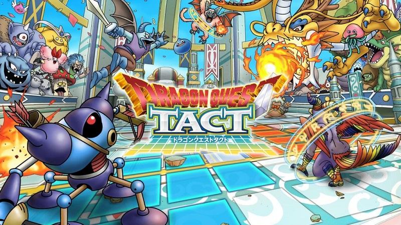 Tacto de Dragon Quest