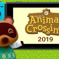 Crunchyroll Animal Crossing Estrenara Juego En Switch En 2019