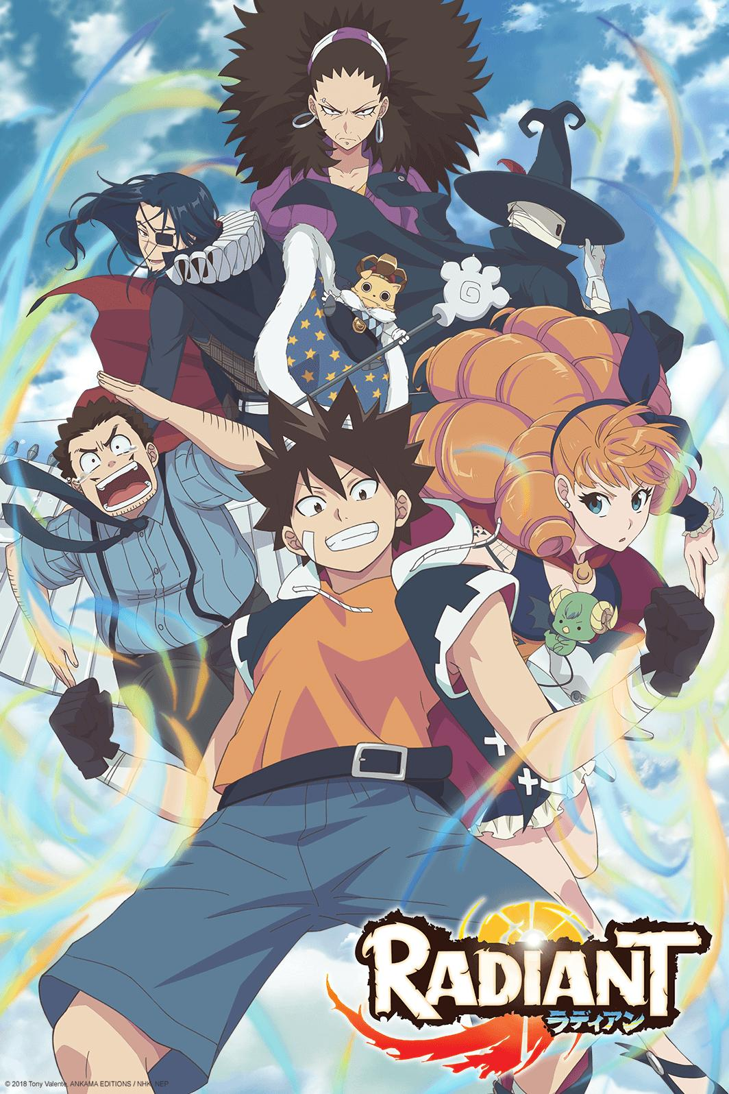 RADIANT - Watch on Crunchyroll