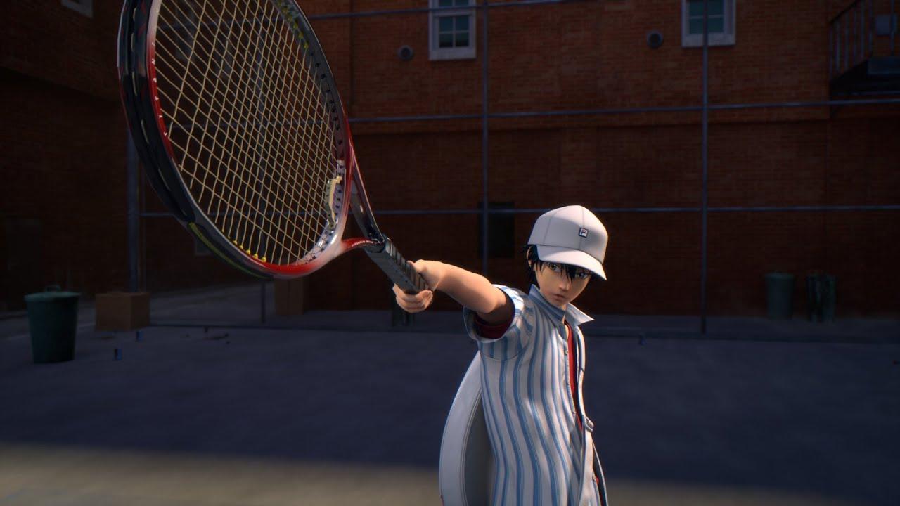 The Prince of Tennis CG movie
