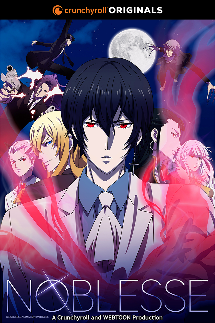 CR Originals - Noblesse Key Art