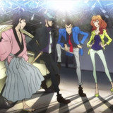 """""""Lupin The Third"""" New TV Anime OP Movie Posted"""