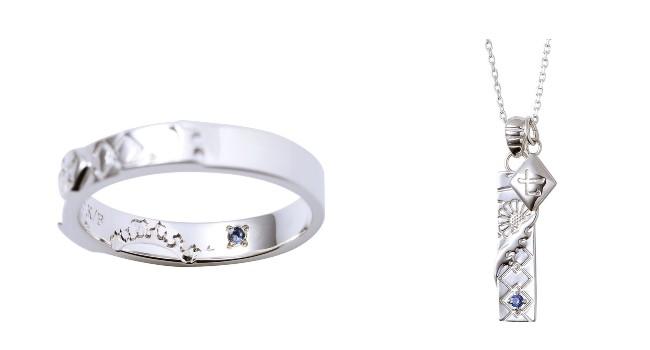 Benimaru Shinmon Jewelry