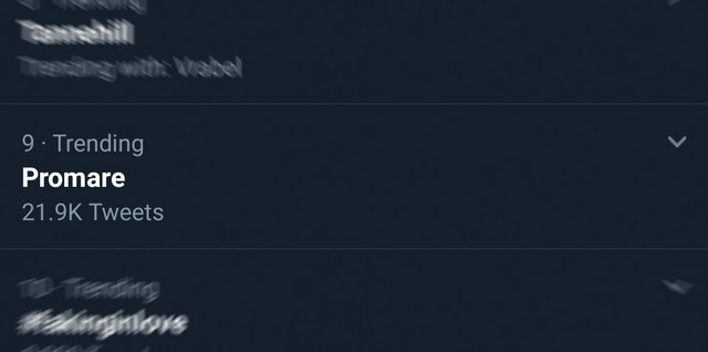 Promare Trending