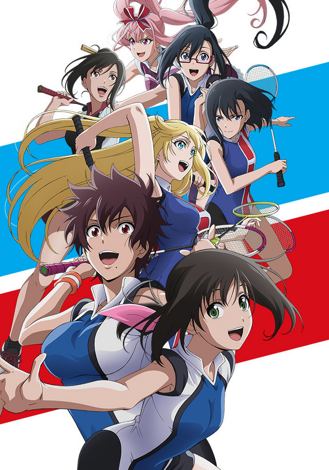 Image result for hanebado crunchyroll