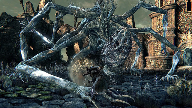Bloodborne's Amygdala