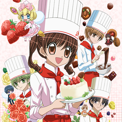 Cooking Princess Cake