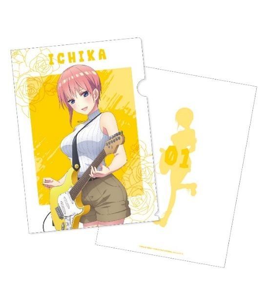 Ichika Clear File