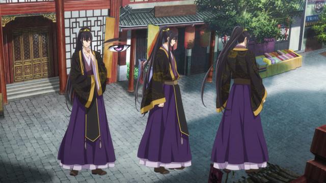 Psychic Princess character: Prince Ye Youming