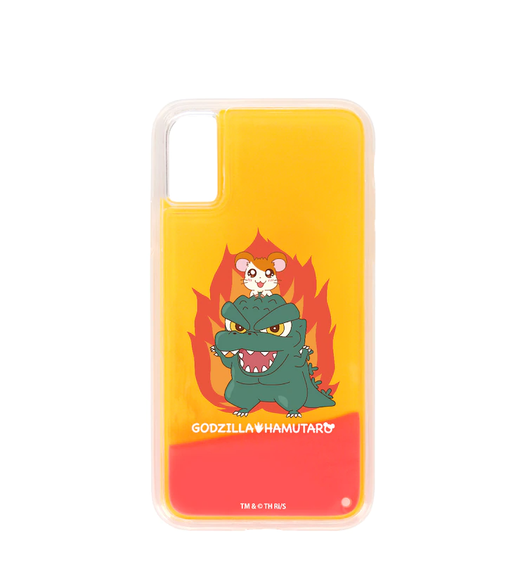 Godziham-kun phone case