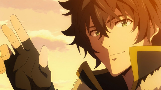 Naofumi Shield Hero