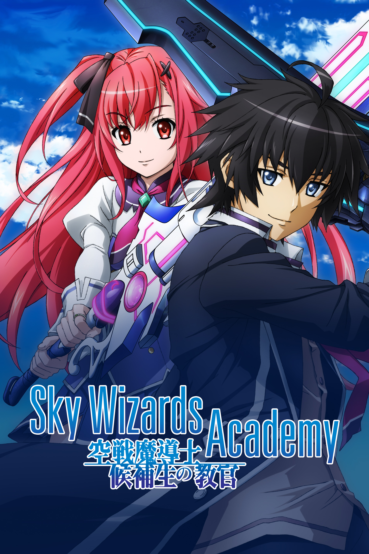 Sky Wizards Academy - Watch on Crunchyroll