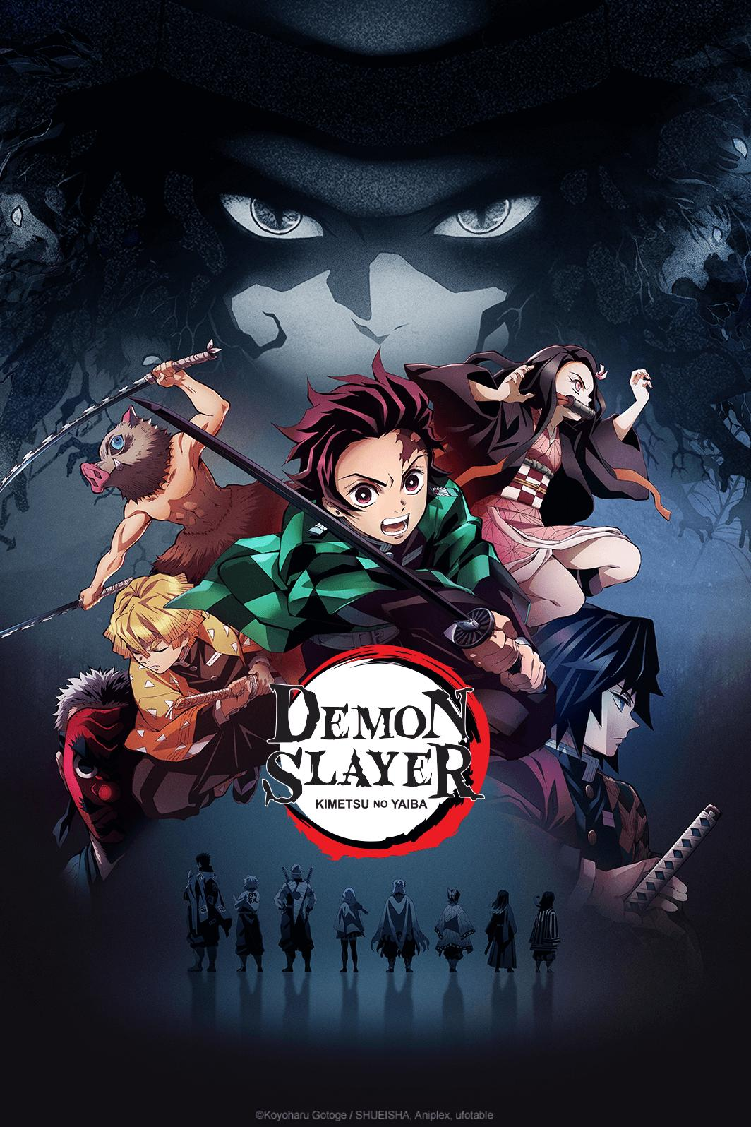Demon Slayer: Kimetsu no Yaiba - Watch on Crunchyroll