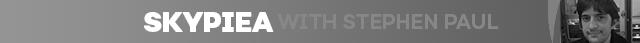Banner de noticias de Stephen Paul
