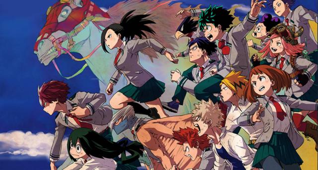Segunda temporada de Boku no Hero Academia tem mês de estreia revelado