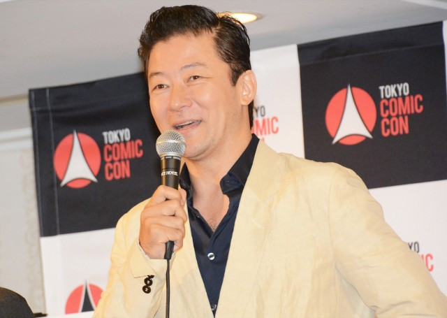 Actor Tadanobu Asano has been announced as the official ambassador to the Tokyo Comic Con 2019 trade show.
