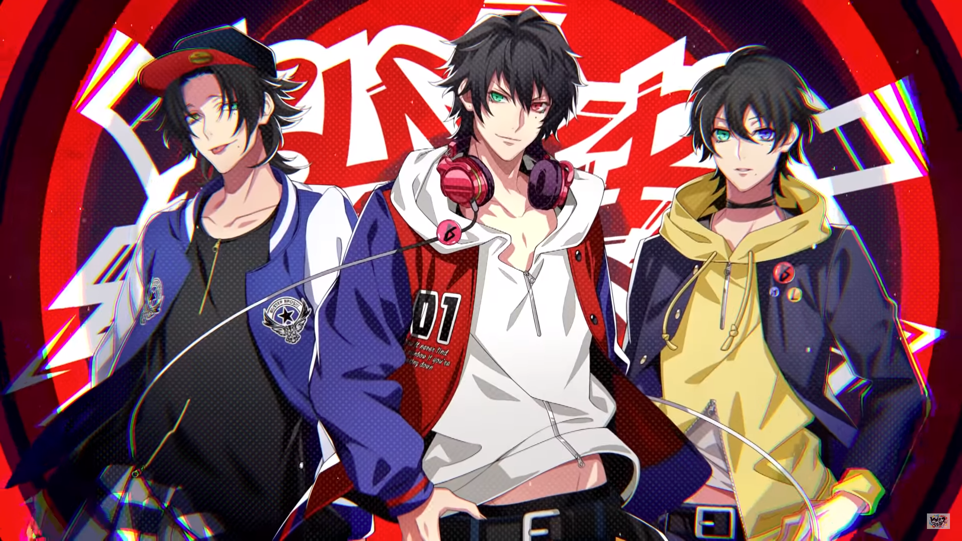 "Hypnosis Mic: Alternative Rap Battle releases its new opening ""Survival of the Illest"""