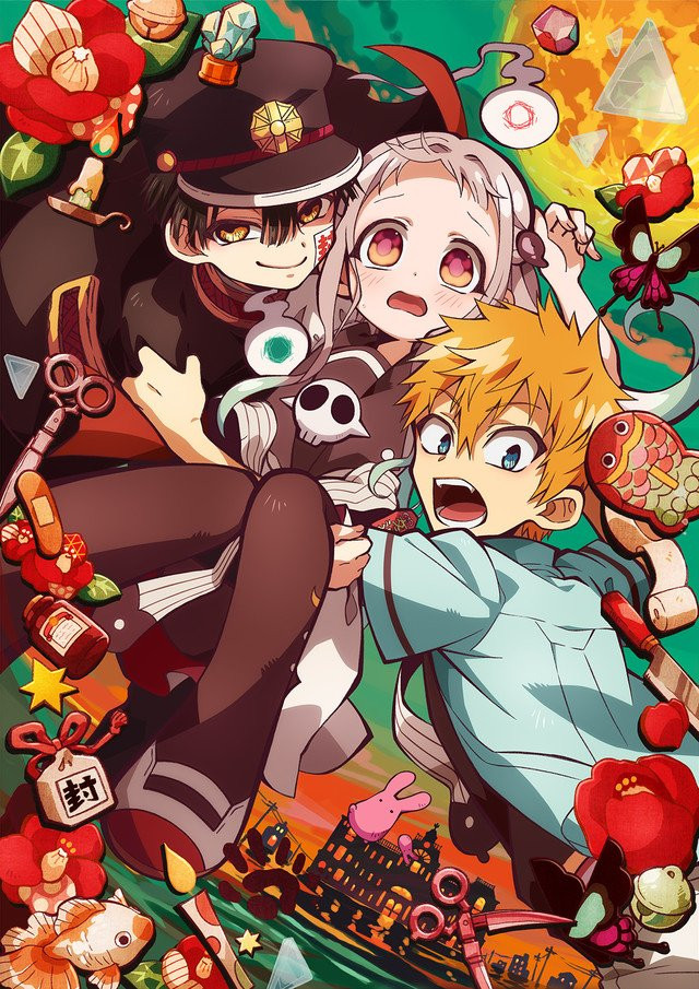 f79d2c8ab842c8ede19fd69216277fcd1573291855_full - Jibaku Shounen Hanako-kun [12/12] (Sub/Dob) (Ligero) (Finalizado) - Anime Ligero [Descargas]