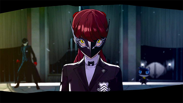 Kasumi mask