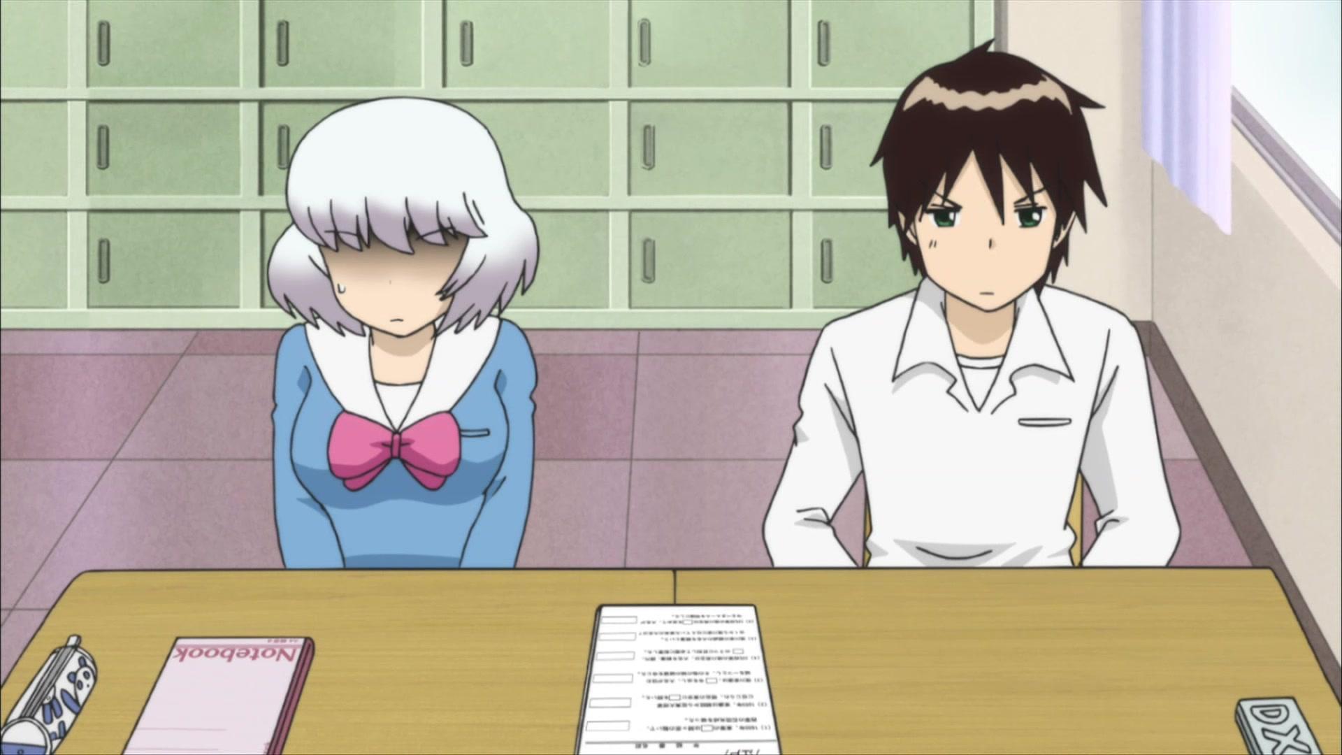 Tonari no Seki-kun: Episodi 18