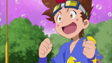 Digimon Xros Wars - The Young Hunters Who Leapt Through Time Episode 75