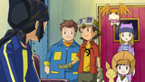 Digimon Frontier Episode 33