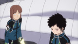World Trigger Episódio 26