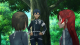 Sword Art Online Alicization Episode 9