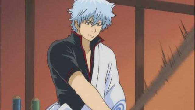 Gintama Season 1 (Eps 1-49) Episode 9, Fighting Should Be