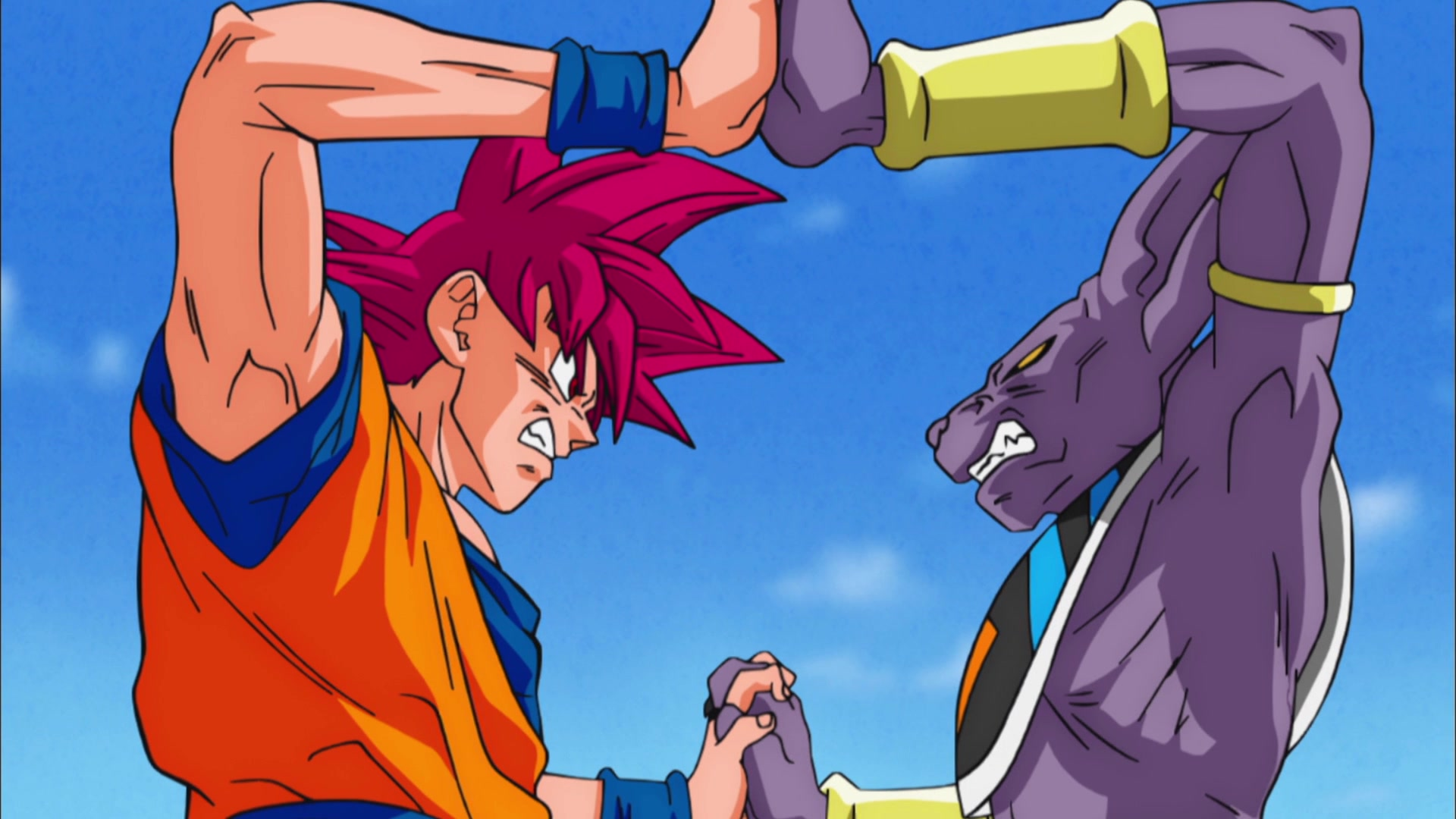 Dragon Ball Super Episode 11 Let S Keep Going Beerus Sama Our